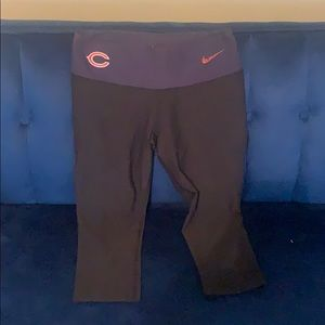Nike Chicago Bears Capri